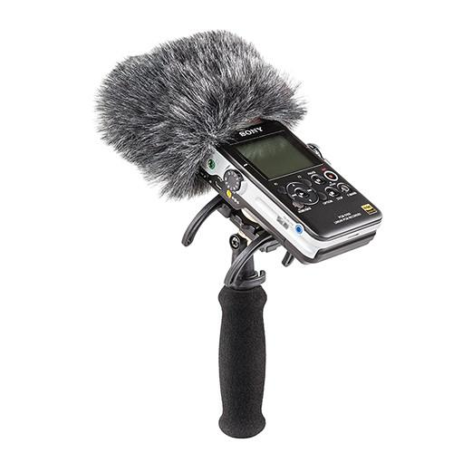 RYCOTE 046024 WINDSHIELD AND SUSPENSION KIT FOR SONY PCM-D100 PORTABLE RECORDER