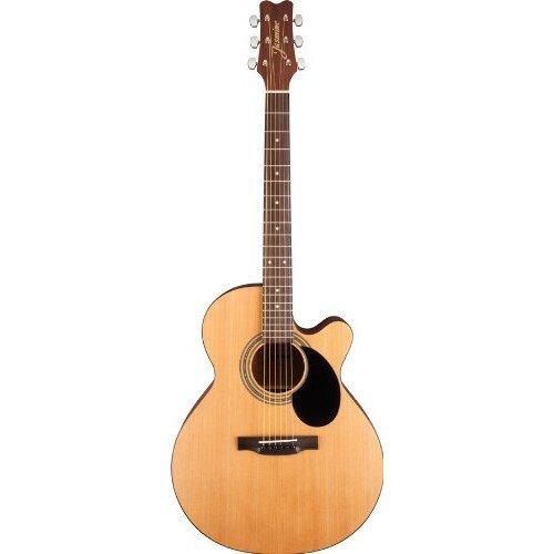 Guitare acoustique Jasmine Grand Orchestra S-34C - Red One Music