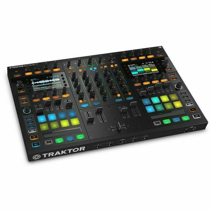 Native Instruments Traktor Kontrol S8 Open-Box