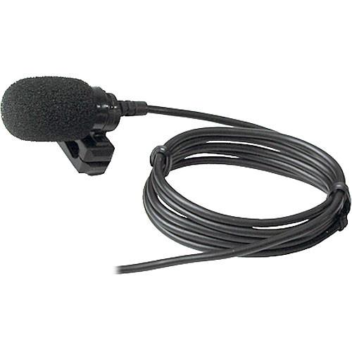 Samson Swa3Lm5 Omnidirectional Lavalier Microphone - Red One Music