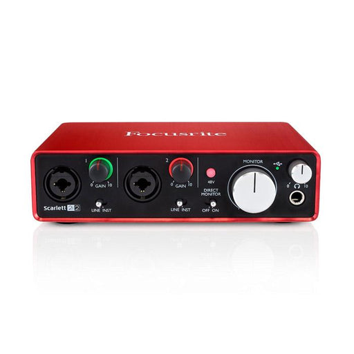 Focusrite Scarlett 2I2 Mk2 Interface audio USB