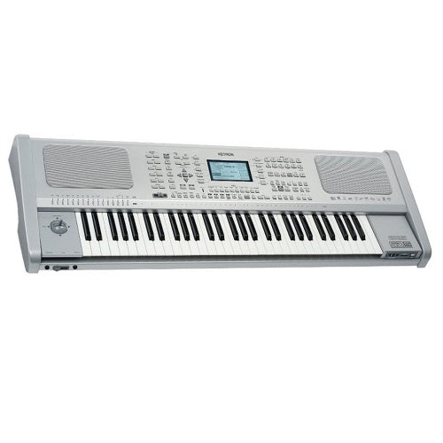 Ketron 9TAKSD5US SD5 Arranger Keyboard w/USB & SD - Red One Music