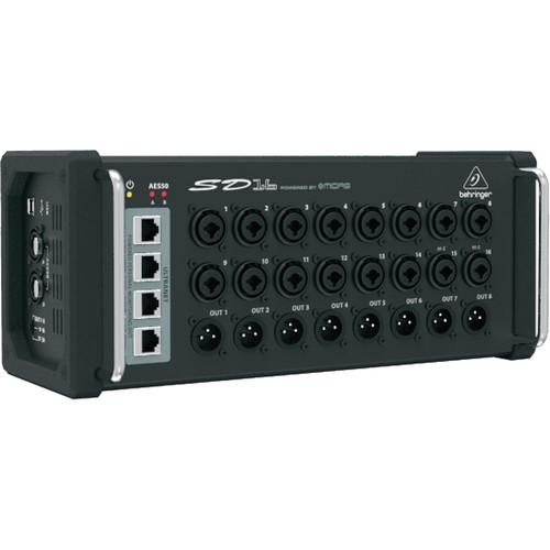 Behringer Sd16 16X8 Io Stage Box