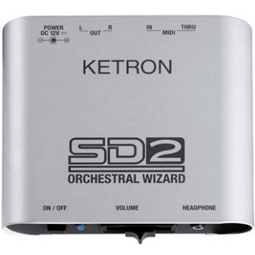 Ketron 9MSSD2 SD2 Sound Module - Red One Music