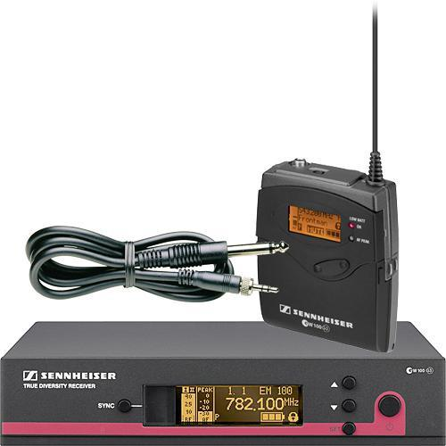 Sennheiser Ew 172 Wireless Instrument Mic Kit