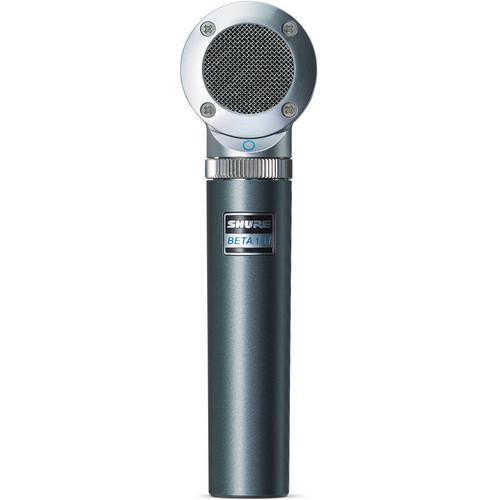 Shure BETA 181/O Instrument Microphone - Red One Music
