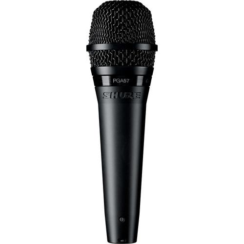 Microphone pour instrument Shure Pga57-Xlr - Red One Music