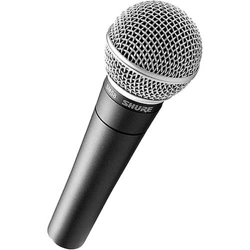 Shure Sm58-Lc Wired Handheld Microphone