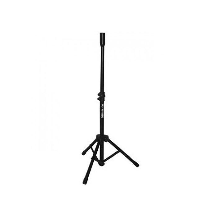 Yorkville Sks 02B Extra Large Version Adjustable Tripod Stand With Aluminum Legs - Red One Music