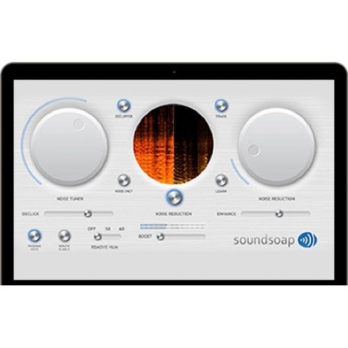 Antares Soundsoap 5 Cleaner Plug-In (Download) - Red One Music