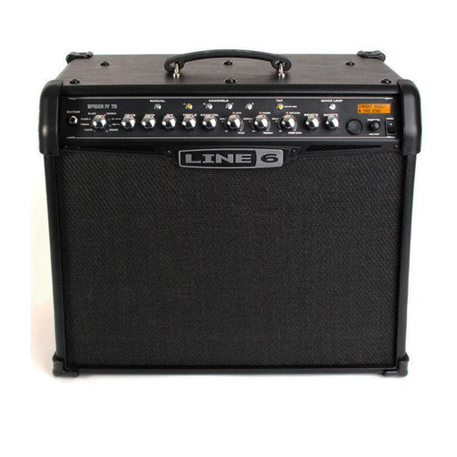 LINE 6 SPIDER IV 75 75-WATT GUITAR AMPLIFIER
