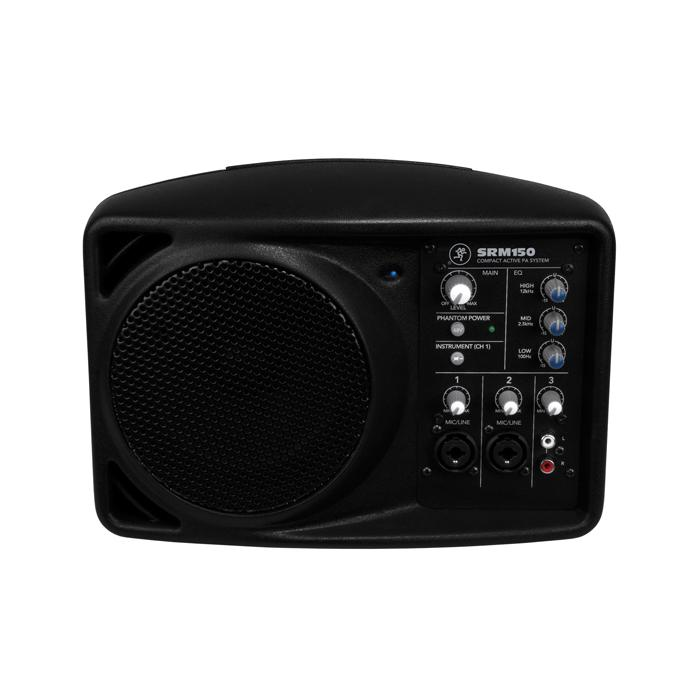 Mackie Srm150 5 150W Compact Active Pa System
