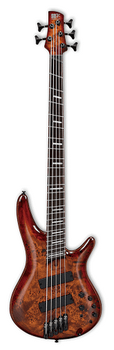 IBANEZ SRMS805-BTT 5 STRINGS BROWN TOPAZ BURST BASS