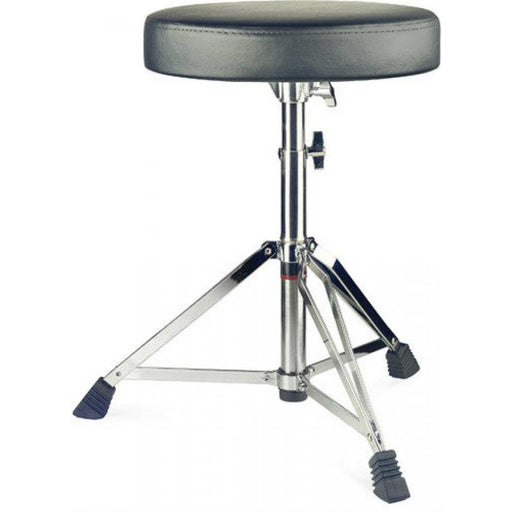 Stagg Dt-32 Cr Double Braced Drum Stoolthrone - Chrome