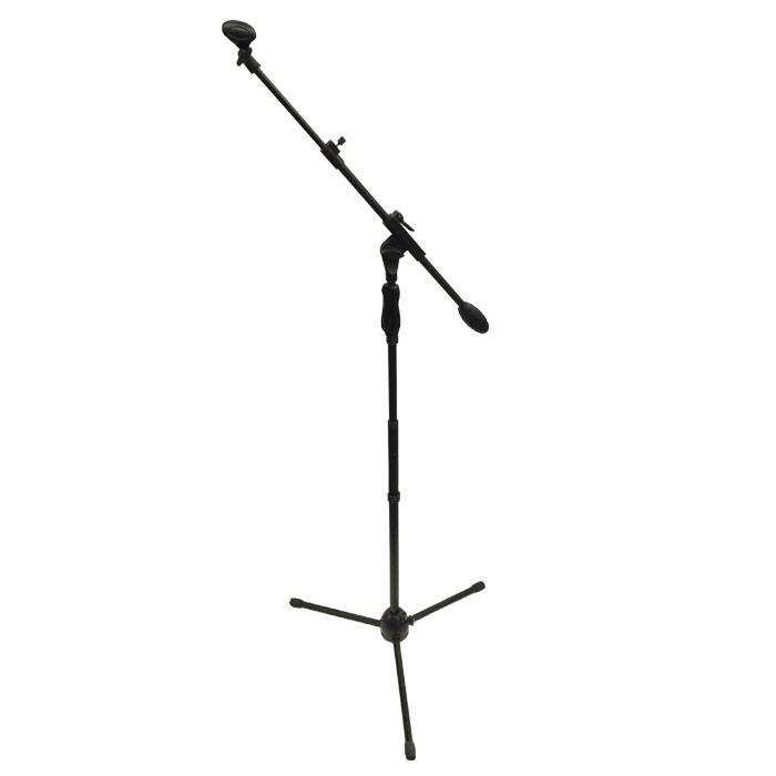 Standz Msa-881 Tripod Microphone Stand Wtelescopic Boom Arm 105x20x29 - Red One Music