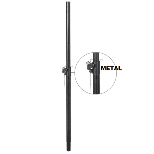 STANDZ SS-P84 METAL ADJUSTABLE SUBWOOFER POLE