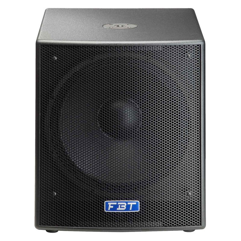FBT Subline 18Sa 1200W Processed Active Subwoofer - Red One Music