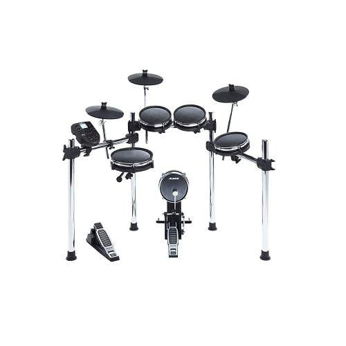 ALESIS SURGE MESH KIT 8-PIECE ELECTRONIC DRUM KIT WITH MESH HEADS