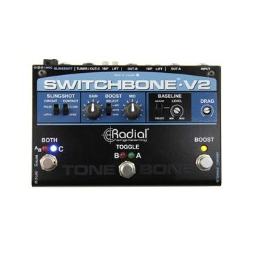 Radial Tonebone Switchbone V2 - Red One Music