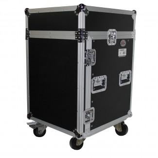 Prox T-14MRLT Heavy-duty Combo Case - Red One Music