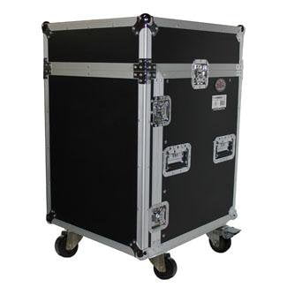 Flight case combo DJ Prox T-16MRSS - Red One Music