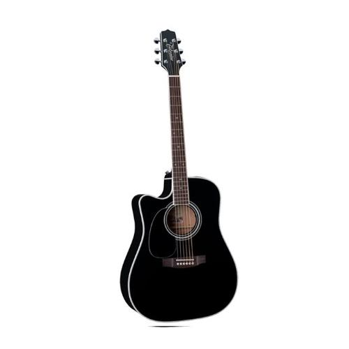 Takamine Ef341Sc-Lh Dreadnought Ca Legacy Series - Red One Music