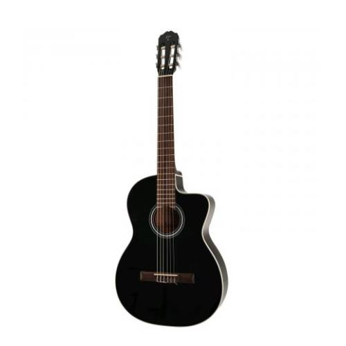Takamine Gc1Ce-Blk Classical Acoustic Electric Guitar Black