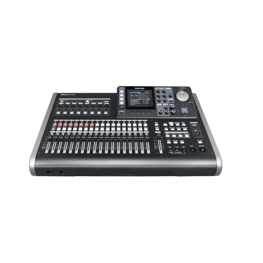 TASCAM DP-24SD DIGITAL STUDIO MIXER