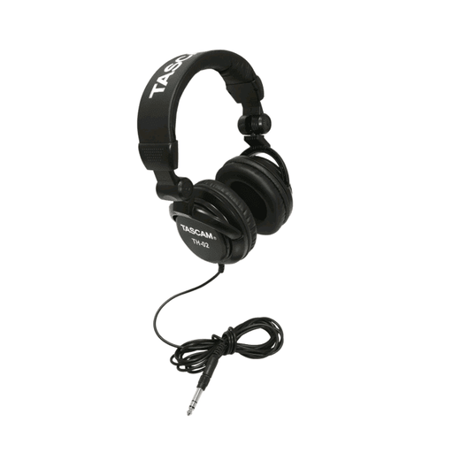 Tascam Th-02-B Closed-Back And Stylish Headphone