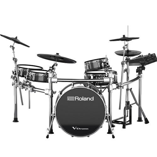 Roland TD-50 KVXS-BD Electronic Drum Set With Kd-220 Bass Drum - Red One Music