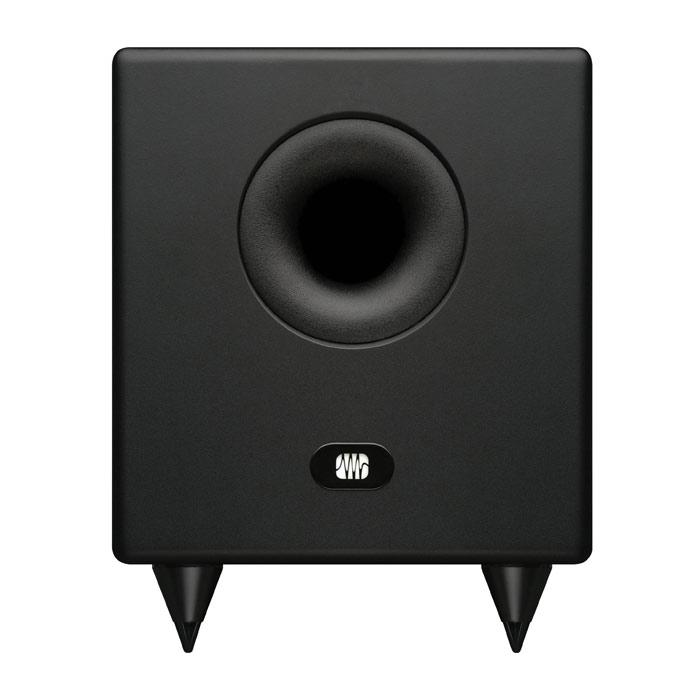 Presonus TEMBLOR T8 Each 8-Inch Active Studio Subwoofer - Red One Music
