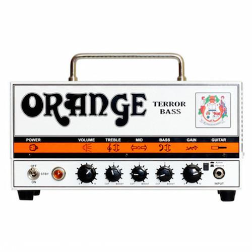 Orange Terror Bass Class D 500W - Red One Music