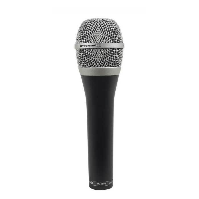 Beyerdynamic Tg V50D Dynamic Microphone Cardioid For Vocals - Red One Music