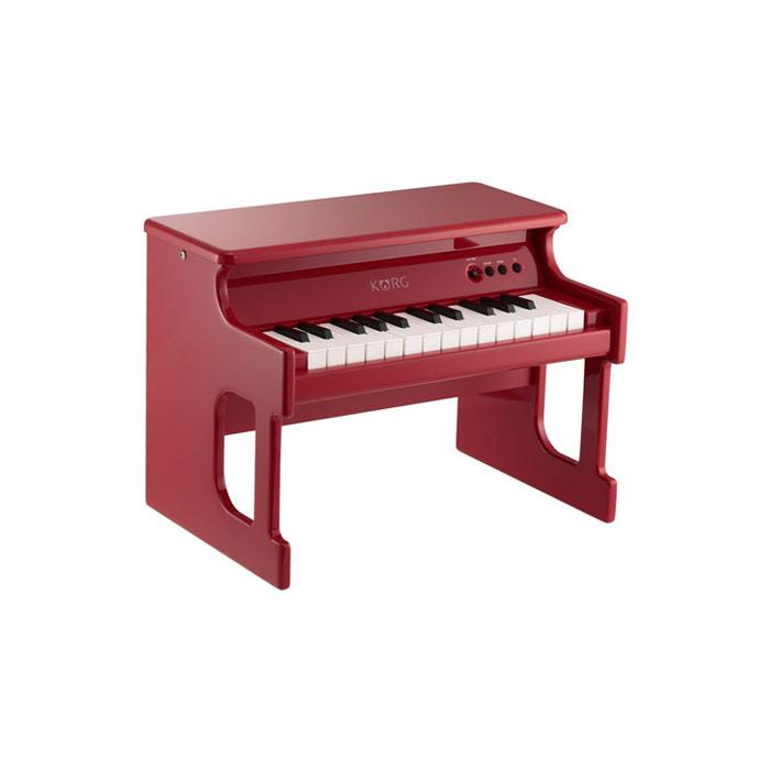 Korg Tiny Piano Red Digital Toy Piano - Red