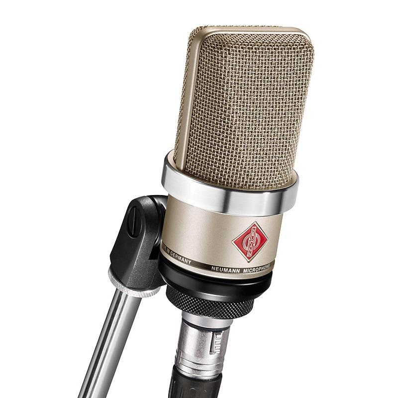 Neumann Tlm 102 Large Diaphragm Studio Condenser Microphone - Red One Music