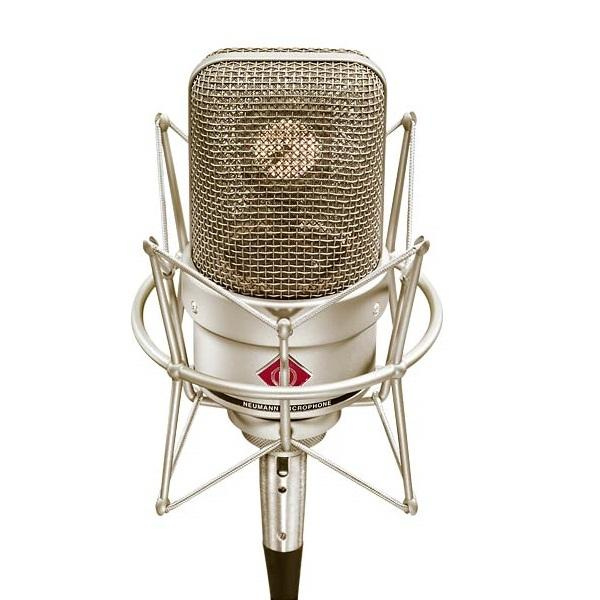 Neumann Tlm 49 Large Diaphragm Studio Microphone - Red One Music