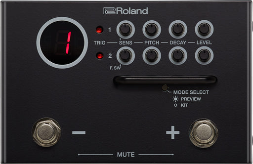 Roland TM-1 Trigger Module - Red One Music