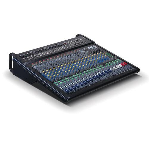 ALTO TMX160 DFX 16-CHANNEL POWERED MIXER WITH EFFECTS
