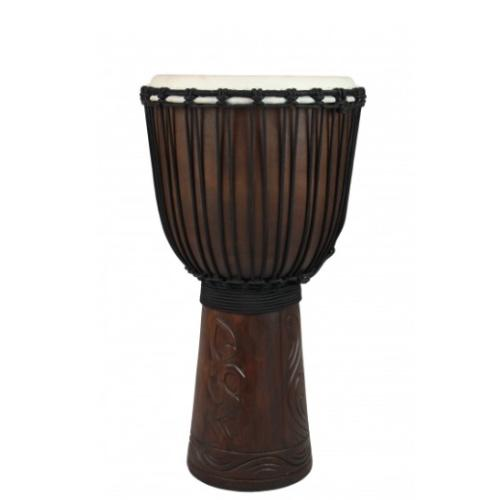 Toca Todj-8Em Origins Djembe Earth Mother 8 - Red One Musique