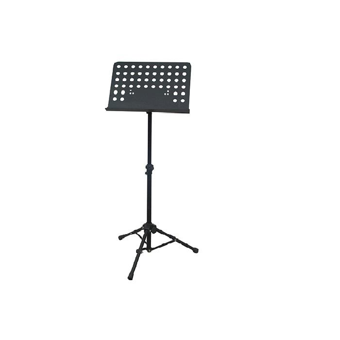 Standz STMSL Music Stand Partitions Standmusic Standmetal Partitions pour pupitres TYM-93B-N - Red One Music