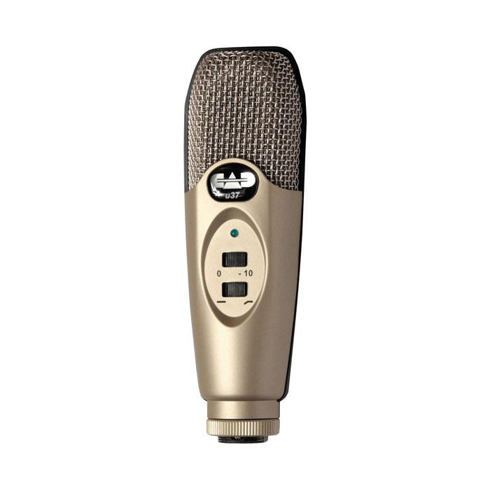 Microphone d'enregistrement CAD U37 Usb Studio