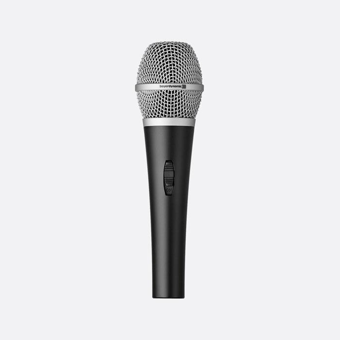 Beyerdynamic Tg V35D S Dynamic Microphone Supercardioid - Red One Music
