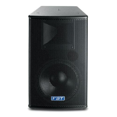 FBT Verve 112A 400W  100W Rms Active Speaker - Red One Music