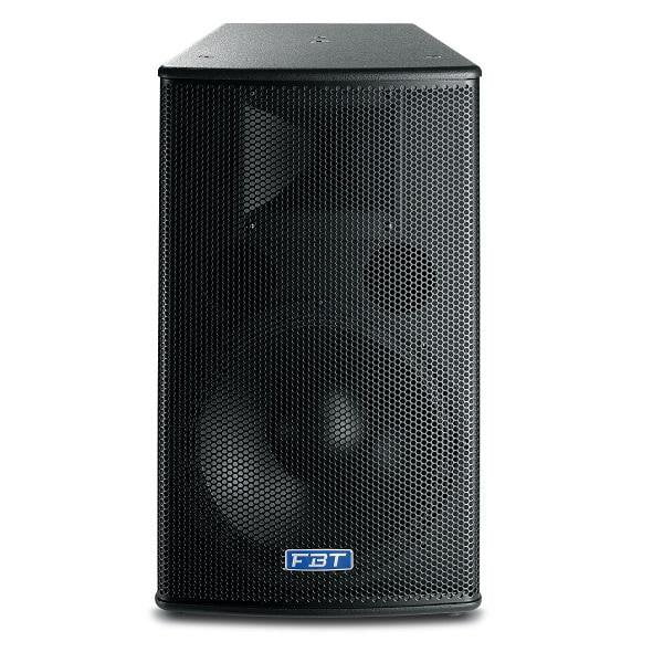 FBT Verve 115A 400W  100W Rms Active Speaker - Red One Music
