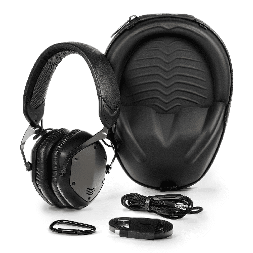 Casque d'écoute sans fil Bluetooth V-Moda XFBT-GM - Red One Music
