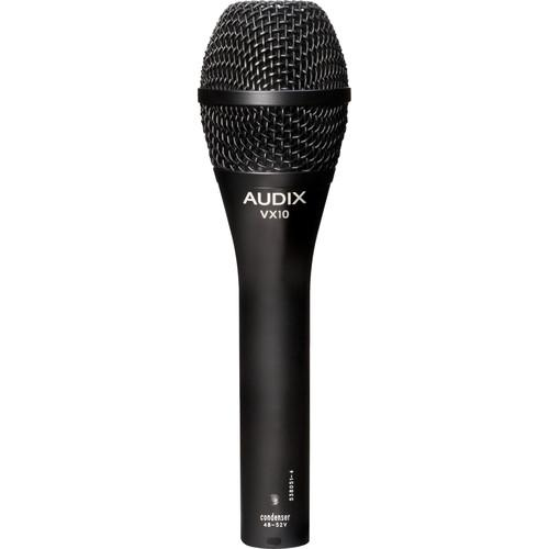 Audix Vx10 Cardioid Condenser Microphone - Red One Music