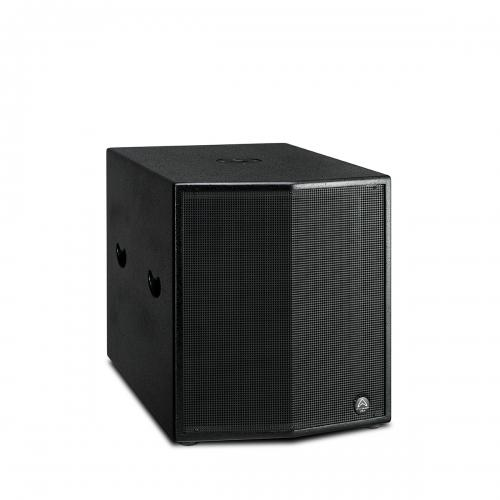 Wharfedale Sigma18B-Blk Black 18 Sub Passive 750W Installation Subwoofer - Red One Music