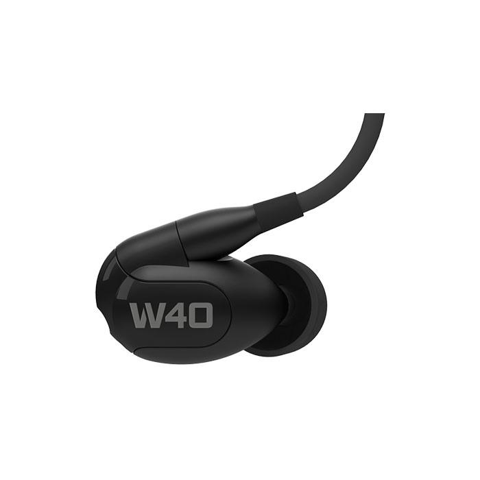 Westone W40 Earphone Quad-Driver Universal Fit Earphone With Advanced 3-Way Crossover