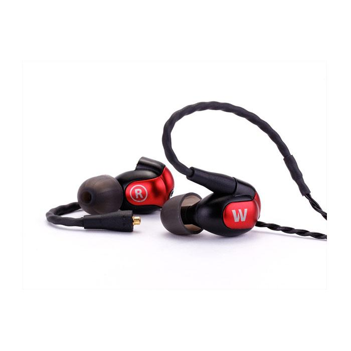 Westone W50 Earphone Five-Driver Universal Fit Earphone With Advanced 3-Way Crossover