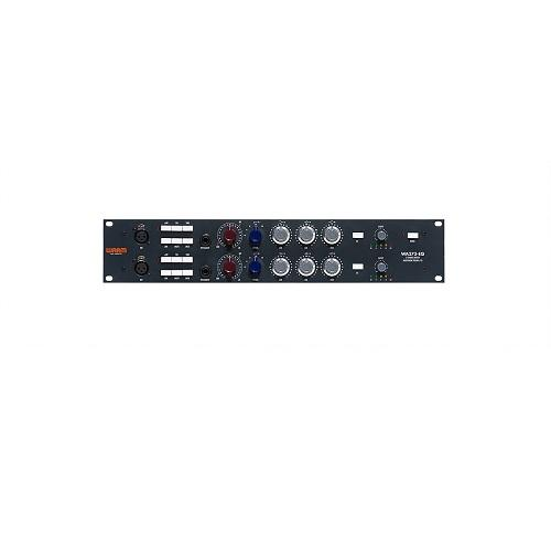 WARM AUDIO WA273-EQ  TWO CHANNEL 1073-STYLE SOLID STATE MIC PREAMP WEQ